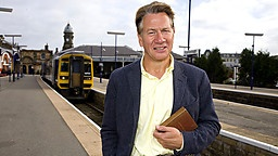 Great British Railway Journeys. Michael Portillo takes to the tracks with a copy of George Bradshaw's Victorian Railway Guidebook, travelling the length and breadth of the country to see how the railways changed Britain.