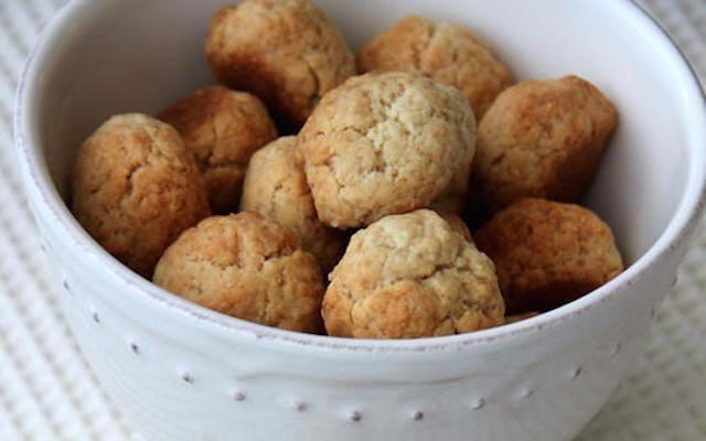 biscotti al kefir e mandorle