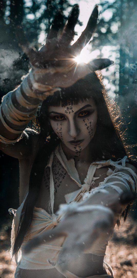 Lana Ronina as Princess Ahmanet (The Mummy 2017) - Imgur
