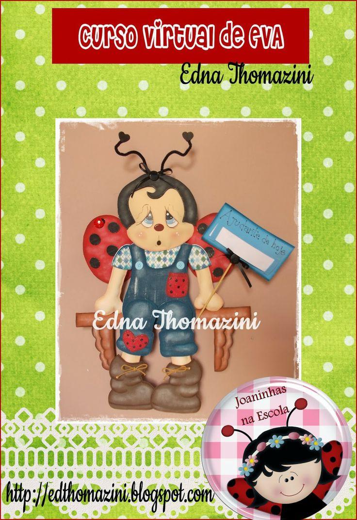 Edna Thomazini ~ 43 melhores imagens de Edna Thomazini no Pinterest Artes