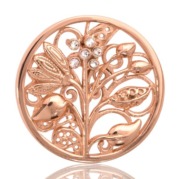 Nikki Lissoni Fantasy Tree Coin