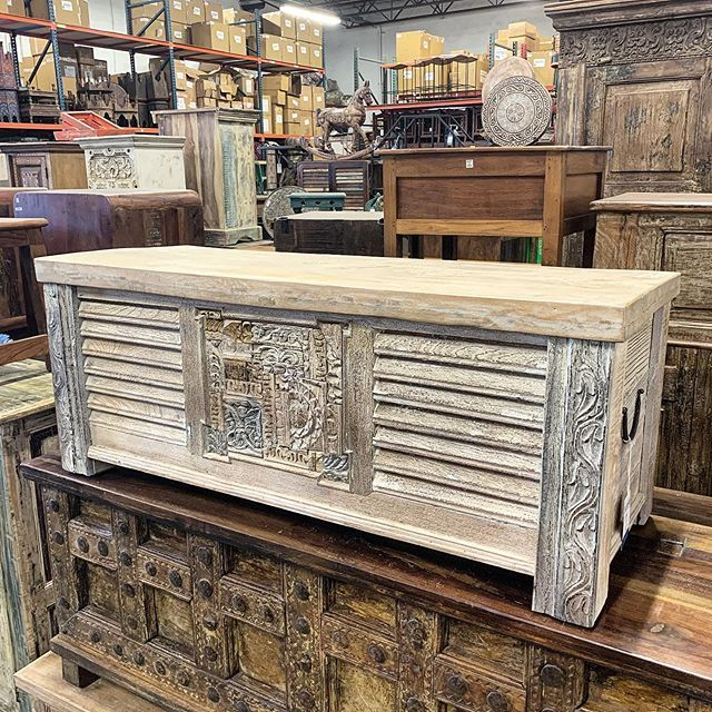 [New] The 10 Best Home Decor Today (with Pictures) –  Light Washed Wood Trunk. I…