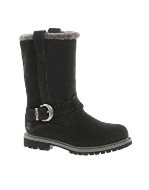 Timberland Nellie Pull On Flat Boot