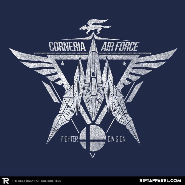 Corneria Fighters – RIPT Apparel