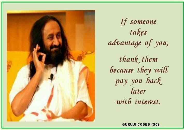 Guruji - Sri Sri Ravi Shankar Spirituality Motivation Love Art of Living foundation