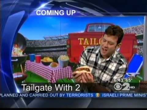 News Videos & more -  John McLemore Cooks Up Some Dadgum Good Recipes for Tailgating on CBS2 News This Morning in NY - Amazing Cooking Videos #Music #Videos #News Check more at https://rockstarseo.ca/john-mclemore-cooks-up-some-dadgum-good-recipes-for-tailgating-on-cbs2-news-this-morning-in-ny-amazing-cooking-videos/