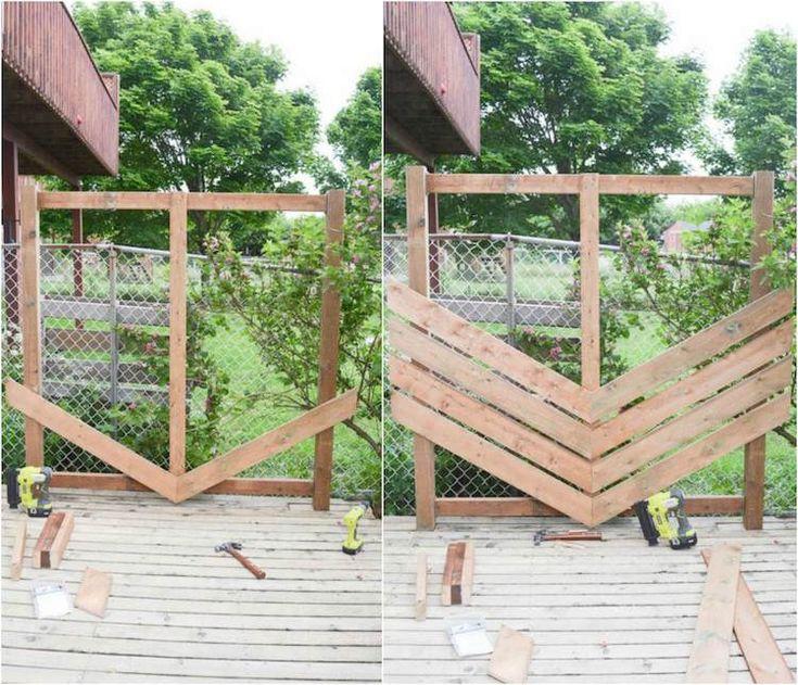 Best 25 panneau bois ideas on pinterest signes diy for Panneau bois exterieur jardin