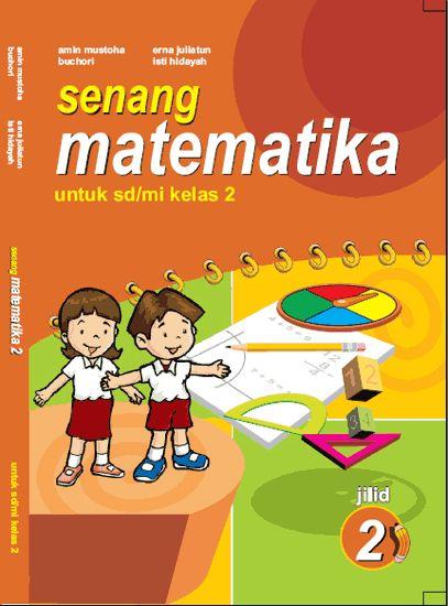 Senang Matematika untuk kelas 2 SD/MI