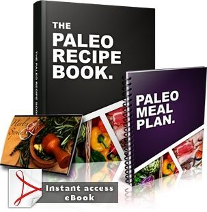If you like donna hay cook books then you'll love the Paleo cook book. Double click the image to find out more.