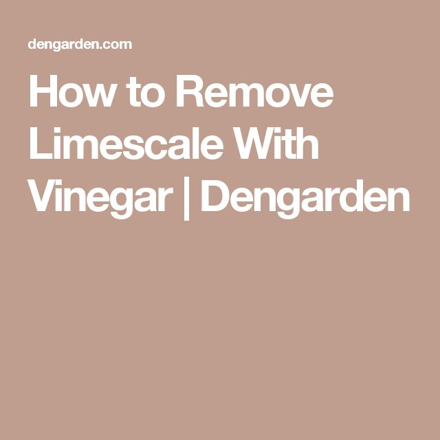 Best 25 Lime Scale Remover Ideas On Pinterest Calcium