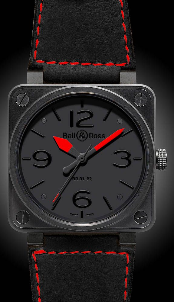 Bell & Ross BR01   #wristwatches  #watch
