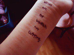 Slit My Wrist Quotes. QuotesGram