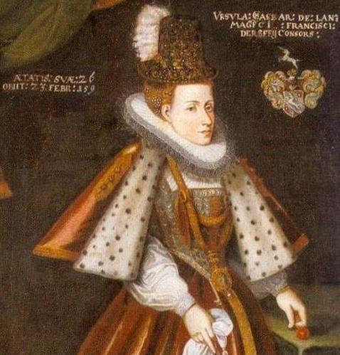 Katarína Zrinski (*26.04.1548 Čakovec, Chorvátsko †26.04.1585 Bytča) z ich manželstva sa narodili - Anna (1565), Juraj Thurzo (*02.09.1567 na hrade Lietava), František Thurzo (1570), Uršula (1570) a Katarína (1571). Jej druhý manžel bol trenčiansky župan Imre Forgách de Ghymes et Gács. Ferenc I. Sandor de Szlavnicza jeho manželka baroness Katharina von  Rottal †1638 (jej rodičia boli Johann Jacob von Rottal †1622 a Mária Felicia Thurzo de Bethlenfalva †1624).