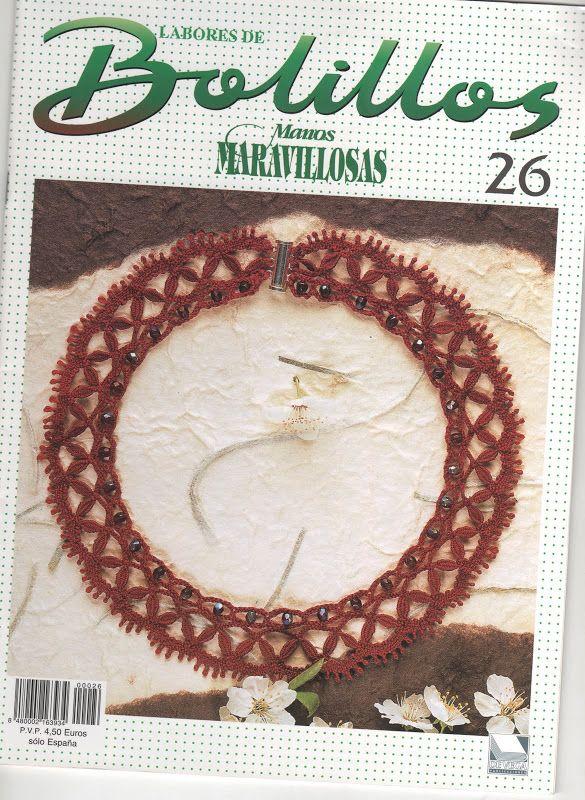 Labores de bolillos 26 - Victoria sánchez ibáñez - Álbumes web de Picasa