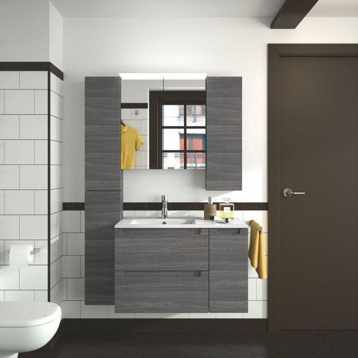 Badezimmer Anthrazit (alsac) Woody 110 00260 Holz Modern Jetzt Bestellen  Unter: Https