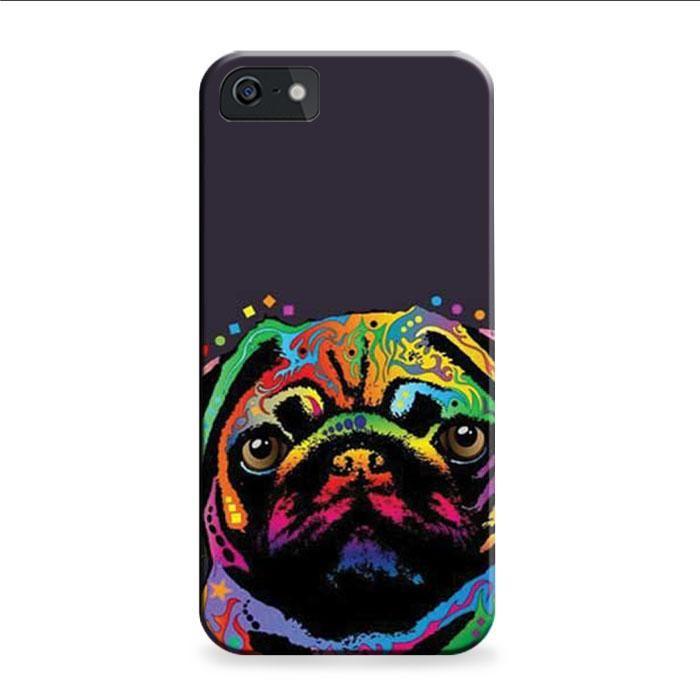 Pug Pop Art 2 iPhone 6 | 6S 3D Case