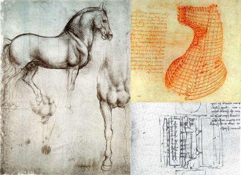 Конь да Винчи получил шанс на огненное возрождение