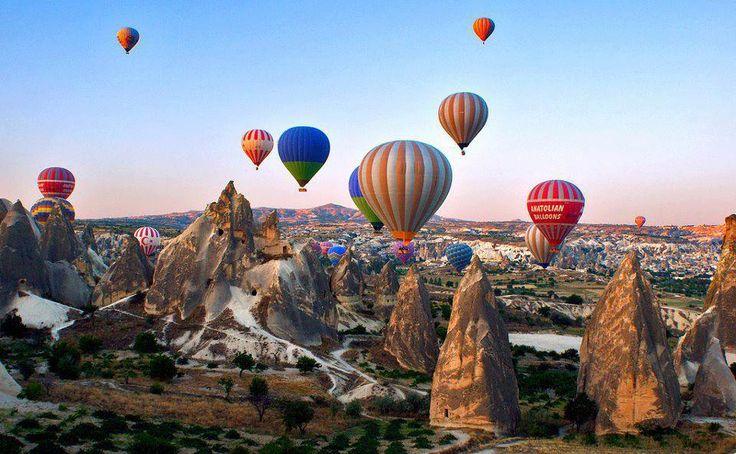 Percutian Bajet Tempat Menarik Di Turki