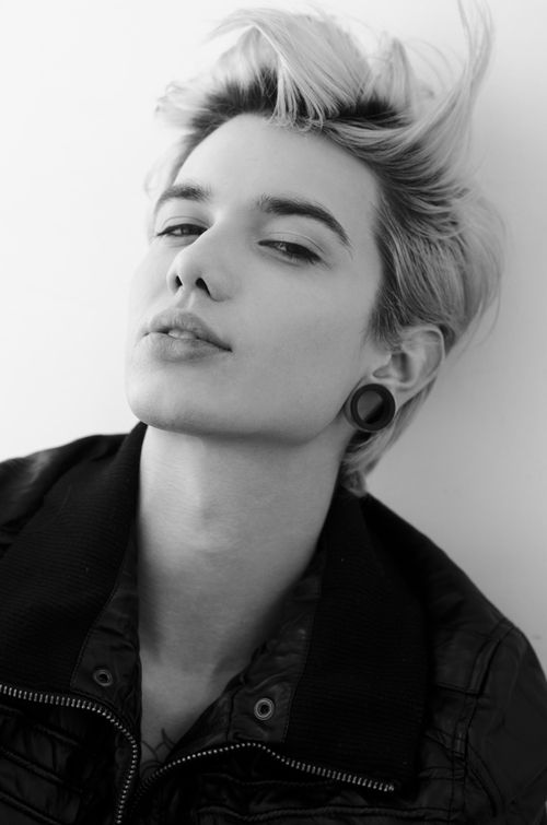 1000 Ideas About Androgynous Hair On Pinterest Hair