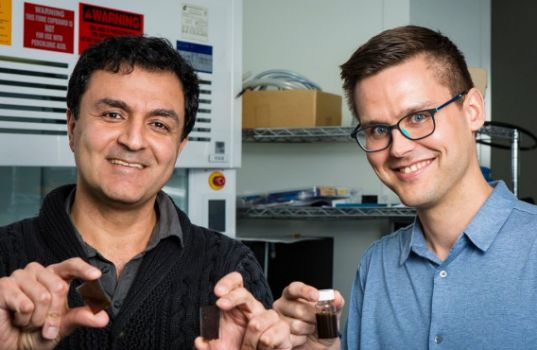 Researchers develop solar paint that can extract energy from water vapor