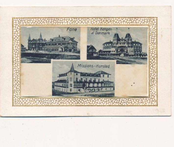 6720 Postkort - Frimærkebutikken