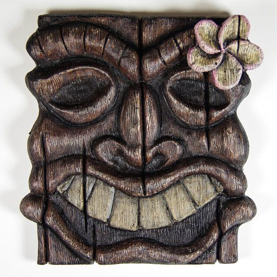 Clay Tiki Mask | www.pixshark.com - Images Galleries With ...