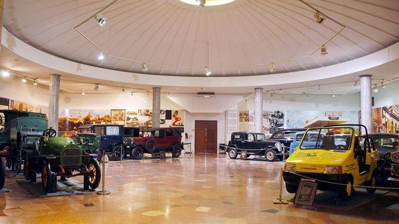 Közlekedési Múzeum - Budapest Múzeumok - Múzeum Budapesten