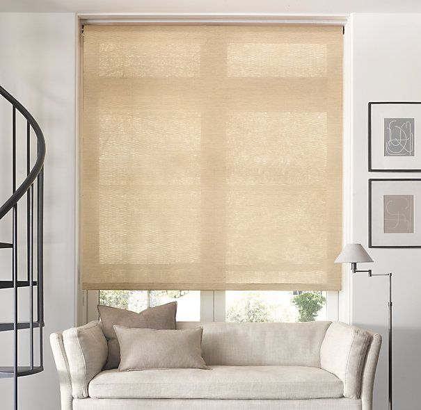 Fabric Roller Shade Client Palette Curtains Pinterest