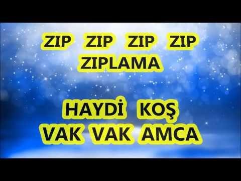 Vak Vak Amca Karaoke Lyrics DO Majör Şarkı Sözü Md Altyapısı Enstrümantal - YouTube