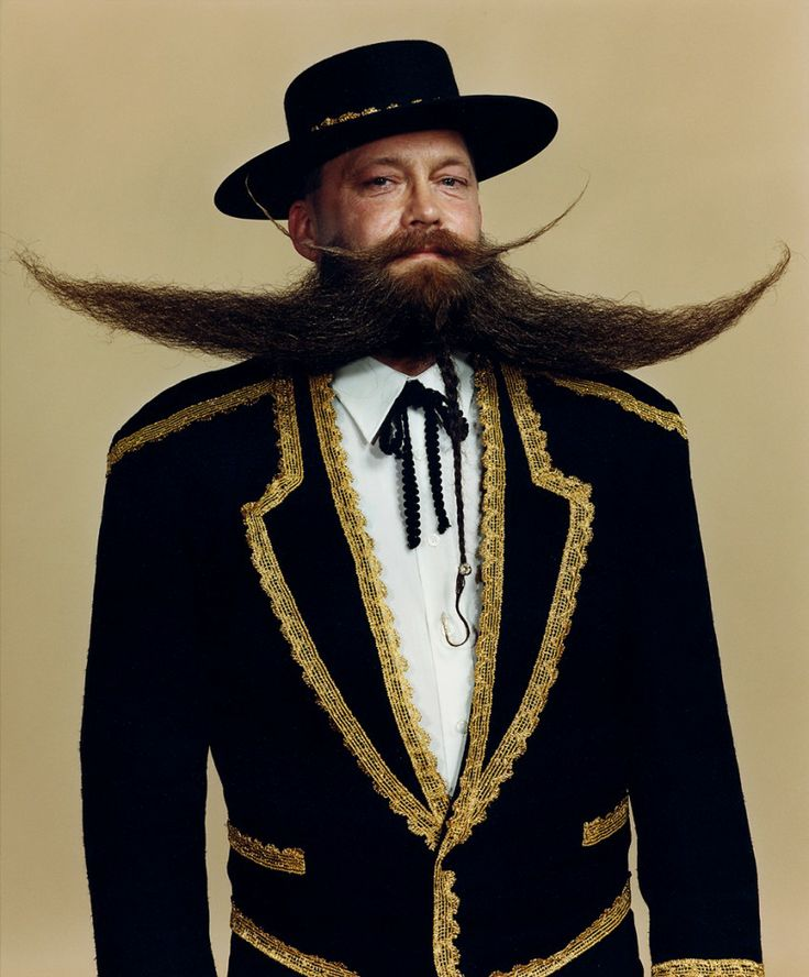 Beards And Mustaches: Facial Hair Is NOT A Toy. These Outlandish Mustaches And