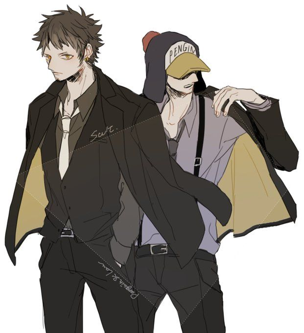Law and Penguin