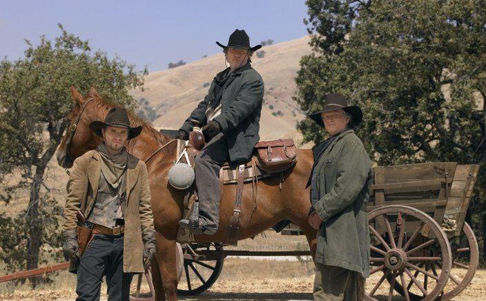 Loves Long Journey Sonny (Richard Lee Jackson) Trent (John Savage) Mason (Jeff Kober) ...