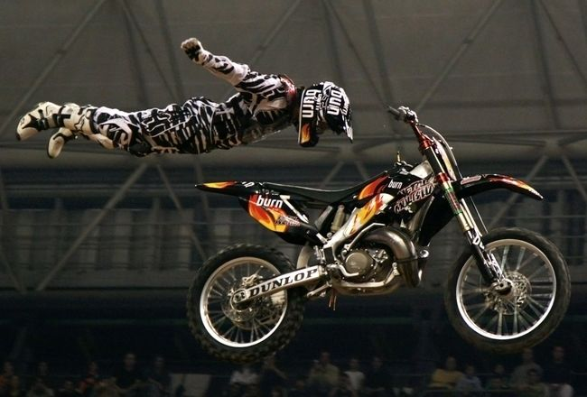 Travis Pastrana's 5 Coolest Tricks Ever