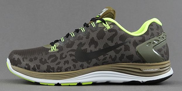Nike Lunarglide 5 Shield CHEETAH
