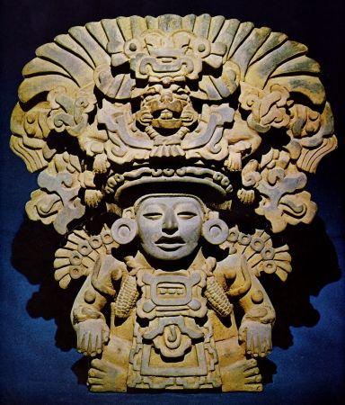Art Zapotèque (250 à 600 de notre ère)