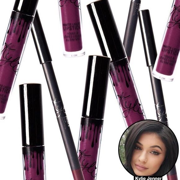 "NIP/New /Kylie's Cosmetics/Kourt K BRAND NEW COLOR RECEIVED READY TO SHIP! Nip/Kylie's Cosmetics/BRAND NEW! Just released today,""Good Friday""/was for me/Landed several/Kourt Kits/#KylieLipKit by Kylie Jenner 