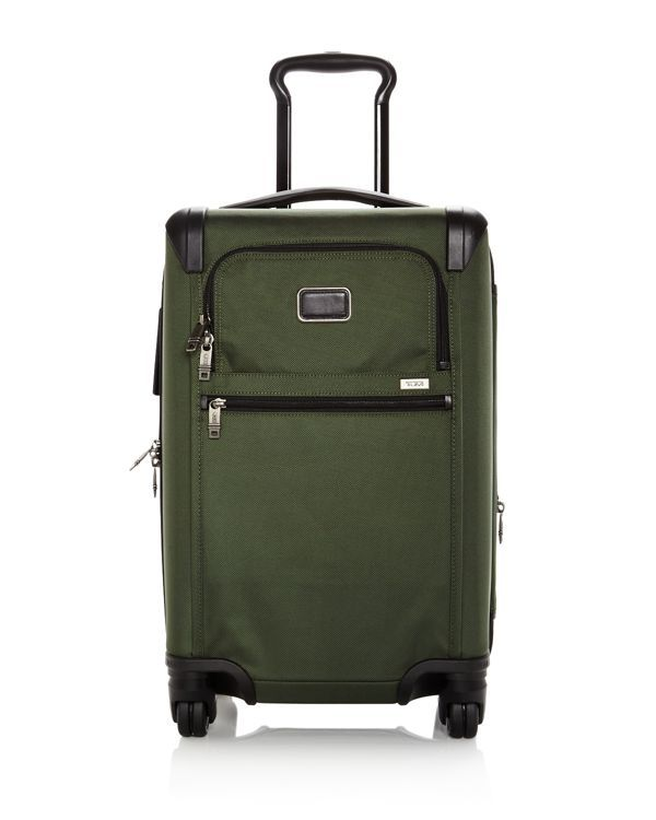 Tumi Alpha International Expandable 4-Wheel Carry On - 100% Exclusive