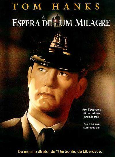 Um filme de Frank Darabont com Tom Hanks, Michael Clarke Duncan : 1935, no corredor da morte de uma prisão sulista. Paul Edgecomb (Tom Hanks) é o chefe de guarda da prisão, que temJohn Coffey (Michael Clarke Duncan) como um de seus prisioneiros. Aos poucos, desenvolve-se entre eles uma relação incomum, baseada n...