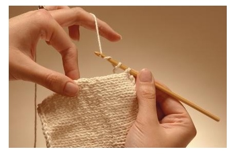 How to crochet an edge  As seen in Irresistible Gifts to Crochet   intermediate…