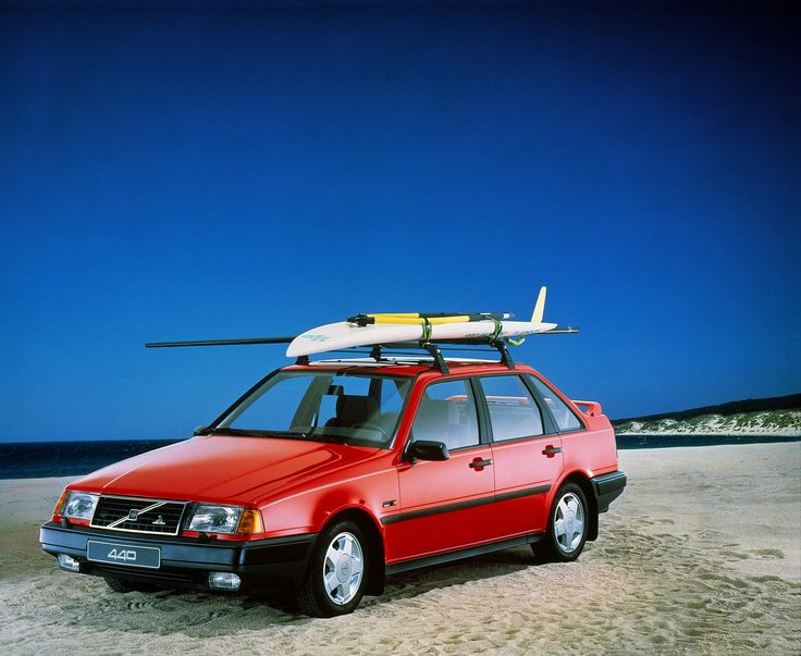 Volvo 440 GL 1990