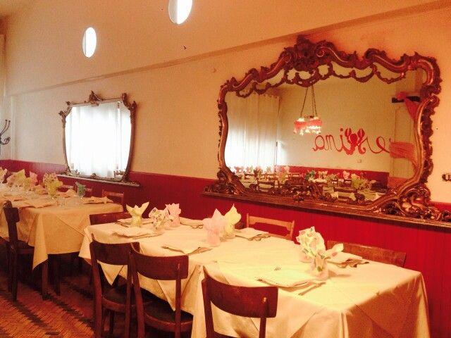 Il ristorante di mia sorella