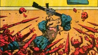 Skurge the Executioner, Thor, Marvel Comics