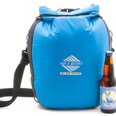 Cool Cat – Cooler / Camera Bag The Cool Cat is a Ripper New Product for 2015 that offers a Thermal Padded Cooler Bag Dry Bag (think 'beers at the beach') and/or Camera Bag. Now that's a mouthful, and this bag can stock you and your family/friends a mouthful and then some. Throw in some ice and your off to the races.  Holds approx 18 cans with ice.   Also use as a grocery bag, padded & thermal camera/electronics bag, picnic bag or multipurpose protective dry bag.