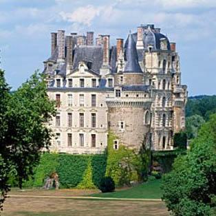 Château de Brissac - Grands sites patrimoniaux du Val de Loire en Anjou