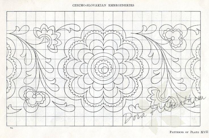 Czechoslovakian Embroidery