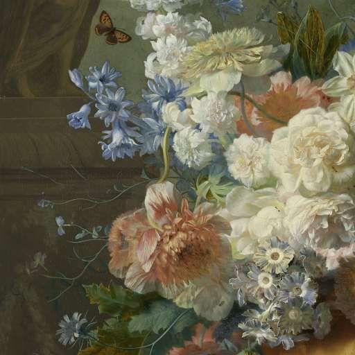 Still Life with Flowers, Jan van Huysum, 1723 - Search - Rijksmuseum