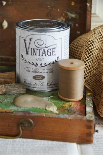 I colori in stile shabby chic french per ricolorare mobili, pareti, oggetti...