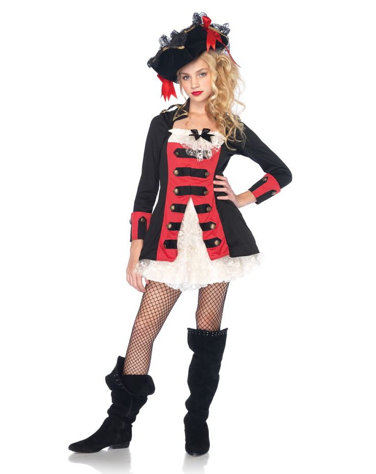 Tween girl pirate costume - photo#8