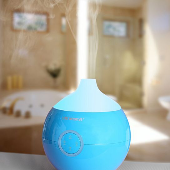 Aromatic Oil Diffusers ~ Ultransmit aroma dot aromatherapy diffuser humidifier