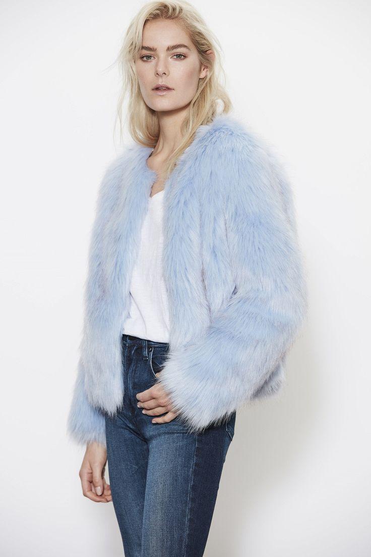 Unreal Fur - Unreal Dream Faux Fur Jacket
